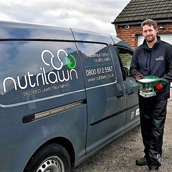 wes with nutrivan